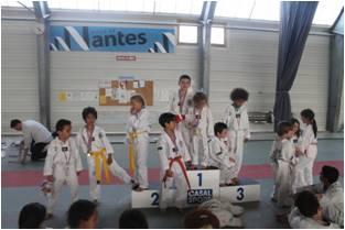 10 ans du club avec Compétition interne