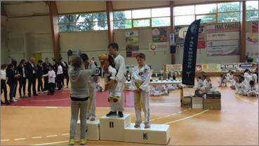 2nd Critérium La Garnache 2016 Alen 2ème Saut
