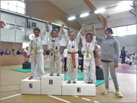 2nd Critérium La Garnache 2016 Billie 3ème Combat