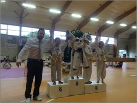 2nd Critérium La Garnache 2016 Dakota 2ème Saut
