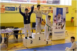 Open de Bressuire Alen 2ème Min -53kg