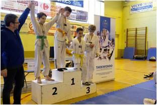 Open de Bressuire Rayan 3ème Min -37kg