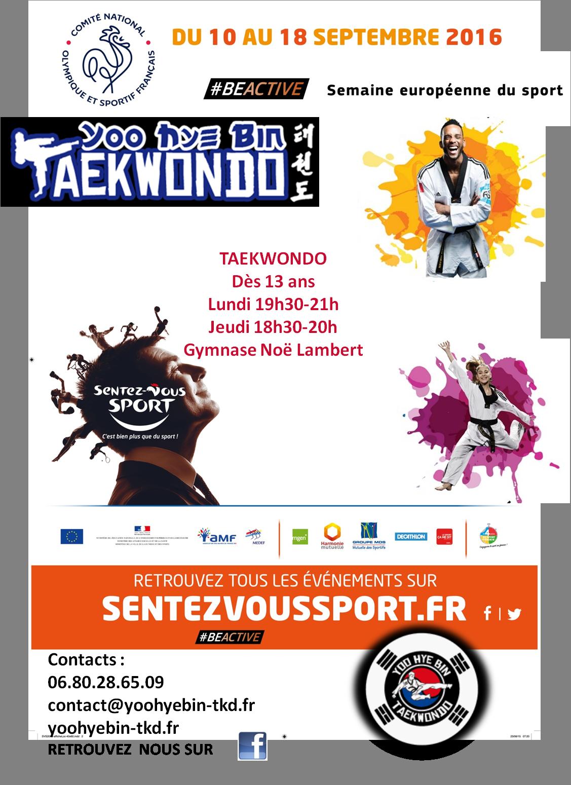 Sentez-vous Sport hommes 2016