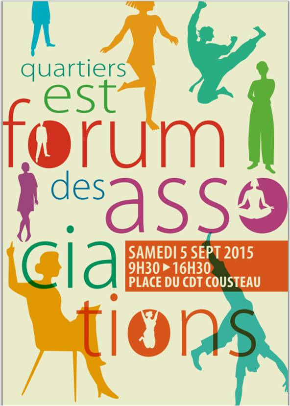 forum des associations nantes doulon bottiere 2015