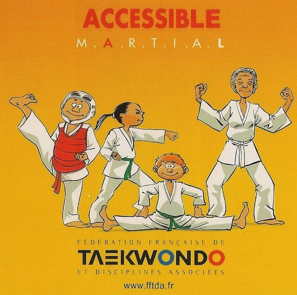 taekwondo pour tous